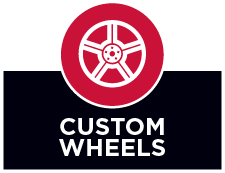 Custom Wheels Available at Simi Valley Tire Pros in Simi Valley, CA 93063